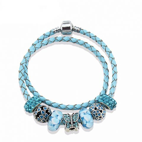 blue_leather_charm_bracelet