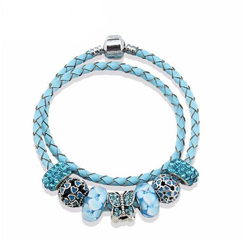 blue_leather_charm_bracelet